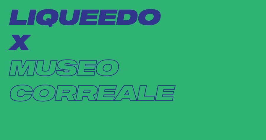 Museo Correale web agency Liqueedo